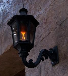 Spooky Lantern in Greensboro