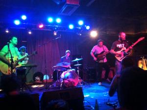 Greensboro band Jenny Besetzt