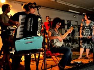 Greensboro band Matty Sheets and the Blockheads