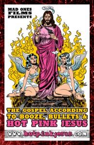 Hot Pink Jesus