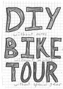 DIY Bike Tour Zine