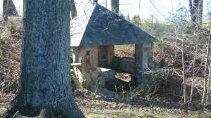 Chinqua Penn Stone Structure