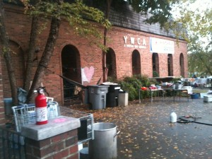 YWCA Occupy Kitchen in Greensboro