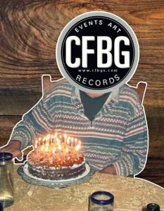 CFBG Third Anniversary