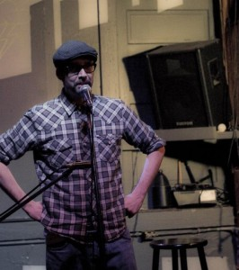 Matty Sheets hosts Open Mic