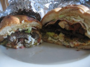 Mexican Tortas in Greensboro