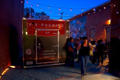 Durham food truck