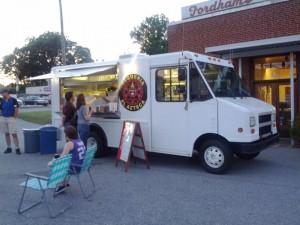 El Azteca food truck