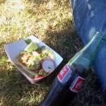 El Azteca Chicken Tacos